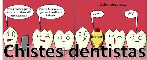 Chistes Dentistas
